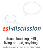 ESL discussion forum