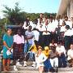 Teach in English in Antilles