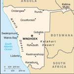 Teach English in Namibia